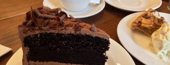 Be Witch is one of Coffee&desserts.