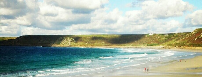 Sennen Cove is one of Global surf related.