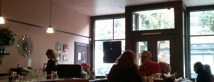 Utopia Cafe is one of Hough.Studio PDX.