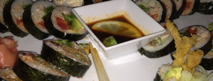 Sushi X is one of Chicago Eats.