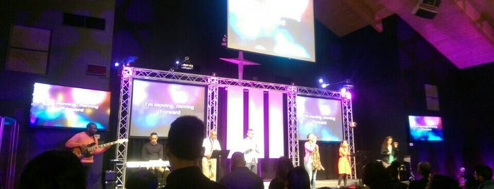 Bethlehem Assembly of God is one of favorites.