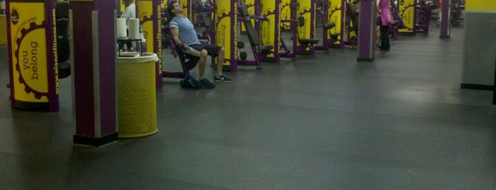 Planet Fitness is one of Sassy's Favorites.