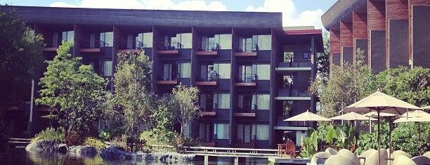 Renaissance Phuket Resort & Spa is one of Ren.