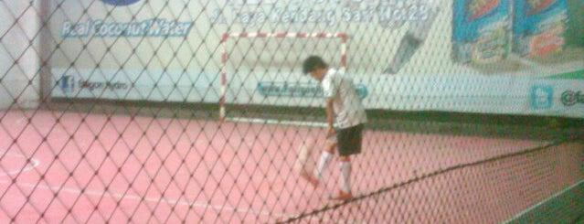 Red Futsal is one of Lapangan Futsal.