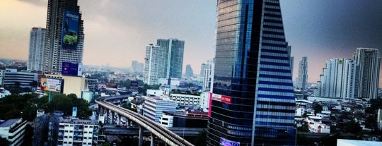 Eastin Grand Sathorn Bangkok is one of Hotel.