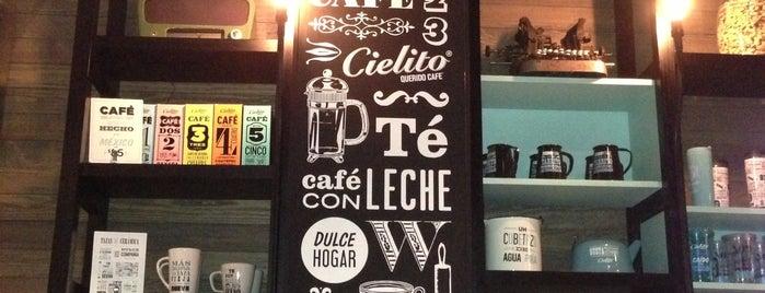 Cielito Querido Café is one of Pequeños lugares para el corazón....