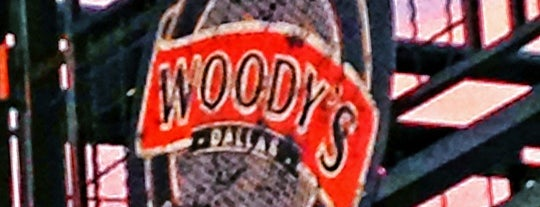 Woody's is one of Gay bars.