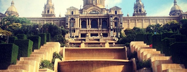 Museu Nacional d'Art de Catalunya (MNAC) is one of 1,000 Places to See Before You Die - Part 2.