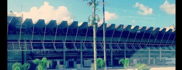 Terminal Rodoviário Rita Maria is one of sem perímetro.