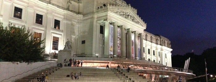 Brooklyn Museum is one of museums NYC.