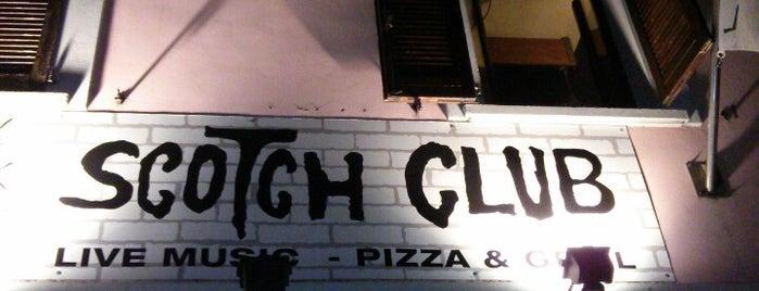 Scotch Club is one of Magenta 1/2.