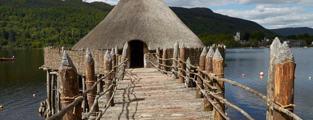 Crannog Centre is one of Lufthansa Magazin.