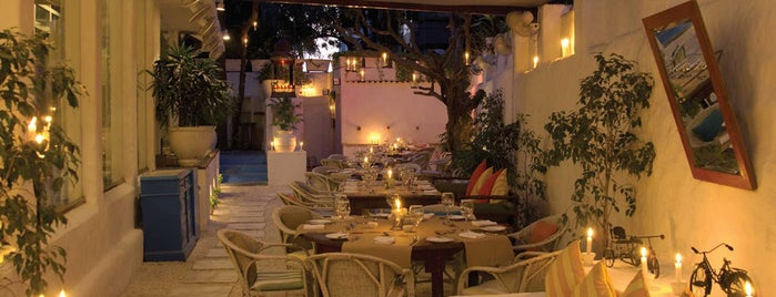 Olive Bar & Kitchen is one of Lufthansa Magazin.