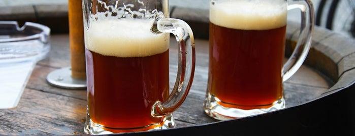 Hopworks Urban Brewery is one of Lufthansa Magazin.