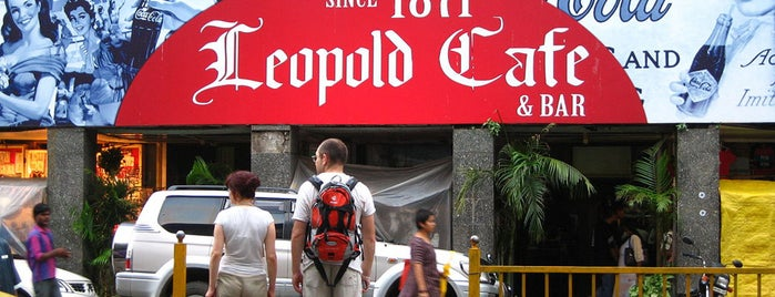 Leopold Café is one of Lufthansa Magazin.