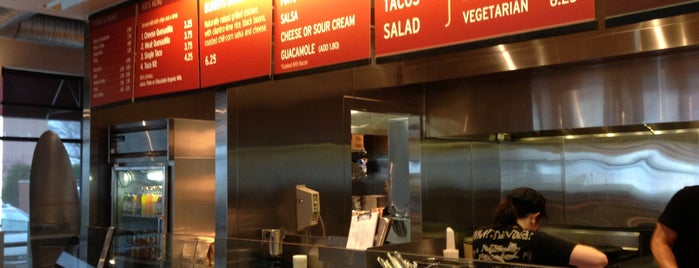 Chipotle Mexican Grill is one of Springfield, Springfield!!.