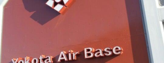 U.S. AIR FORCE Yokota Air Base (米空軍横田基地) is one of 行った所&行きたい所&行く所.