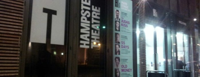 Hampstead Theatre is one of PIBWTD.