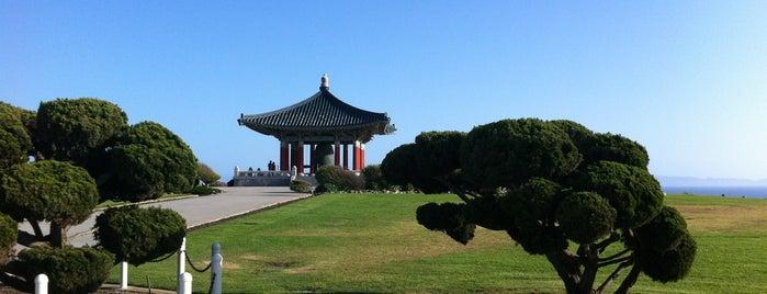 Korean Bell of Friendship is one of Secret LA.