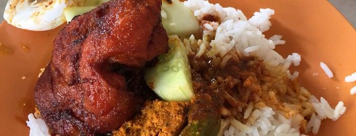 Nasi Kandar Ayam Merah is one of Jalan Jalan Ipoh Eatery.
