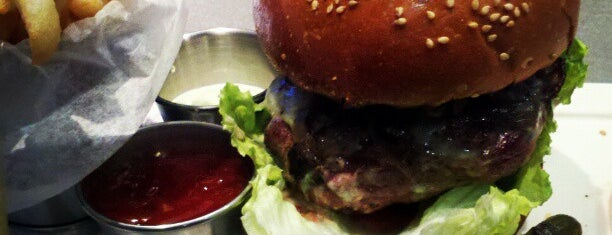 Thunder Burger & Bar is one of Must-visit Food in Washington.