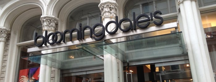 Bloomingdale's is one of Top picks for Department Stores.
