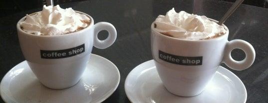 Coffee Shop is one of Shopping Uberaba.