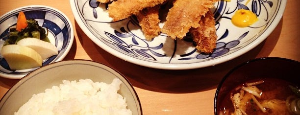 新宿割烹 中嶋 is one of Michelin Guide Tokyo (ミシュラン東京) 2012 [*].