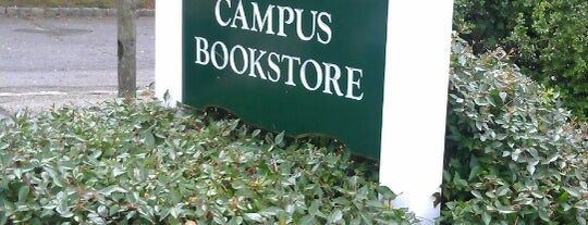 Long Island University - C.W. Post Campus Bookstore is one of LIU Post Locations.