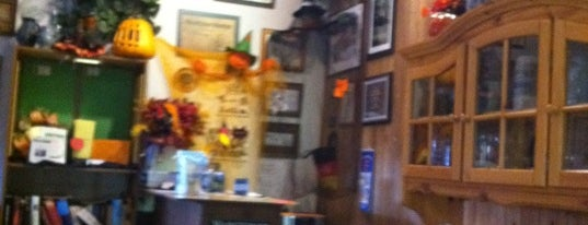 The German Cafe is one of Places from the reporting trail.