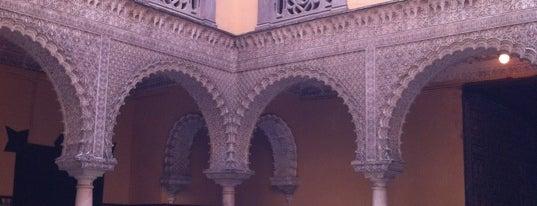 Palacio de la Condesa de Lebrija is one of 36 hours in... Seville.