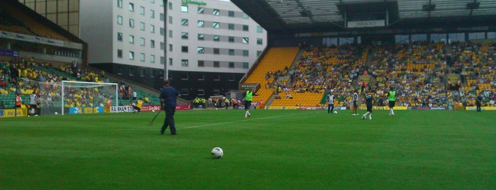 Carrow Road is one of All-time favorites in United Kingdom.