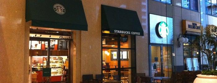Starbucks Coffee 西新宿三井ビル店 is one of Starbucks Coffee (東京23区:千代田・中央・港以外).