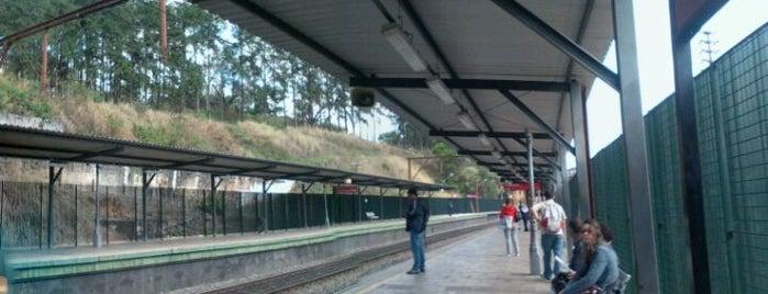 Estação Perus (CPTM) is one of Transporte.