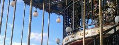 Carrousel de la Tour Eiffel is one of Paris, FR.