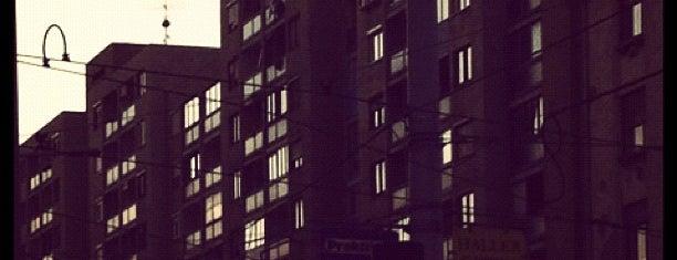 Haller utca (51, 51A) is one of Pesti villamosmegállók.