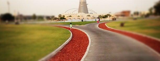 Aspire Park | حديقة اسباير is one of My Doha..