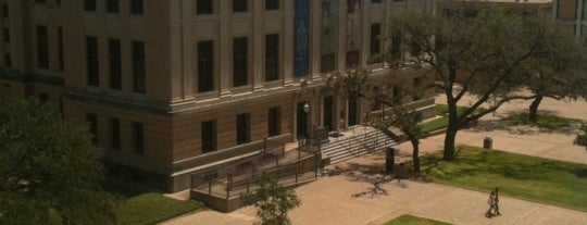 Cushing Memorial Library and Archives is one of Texas A&M Institutional Research.