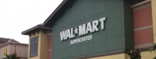 Walmart Supercenter is one of Orlando - Compras (Shopping).