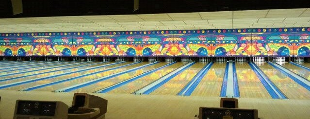 Riviera Lanes is one of Family fun!.