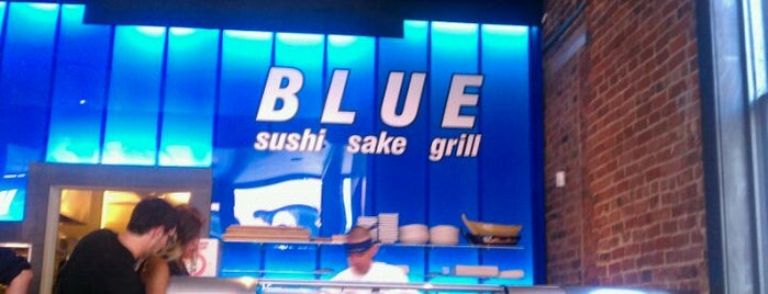 Blue Sushi Sake Grill is one of The 15 Best Places for Cocktails in Omaha.