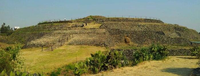 Zona Arqueológica de Cuicuilco is one of Ciudad de México, Mexico City on #4sqCities.