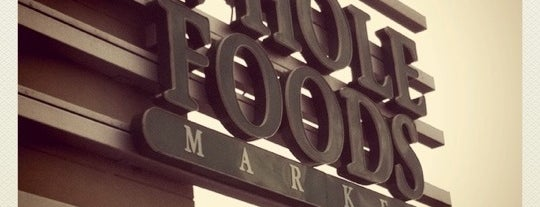 Whole Foods Market is one of Favorite Tampa Bay Area Places.