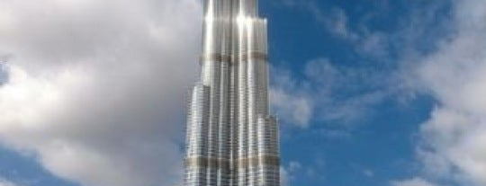Burj Khalifa is one of Top 10 Tallest Buildings Of The World.