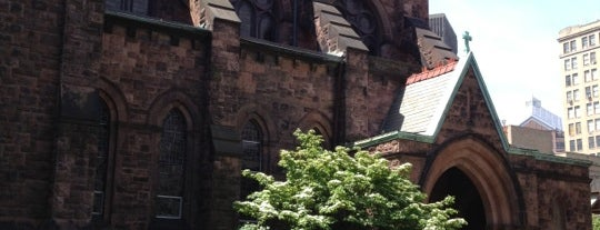 Christ Church is one of Sacred Sites in Upstate NY.