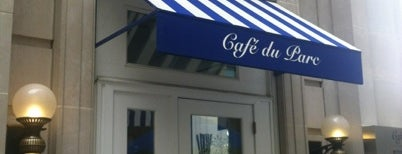 Café du Parc is one of 100 Very Best Restaurants - 2012.