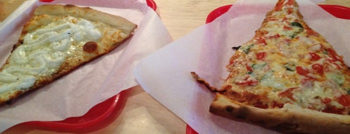 Picasso's Pizzeria is one of 40 Under 40 class of 2013 favorite lunch spots.