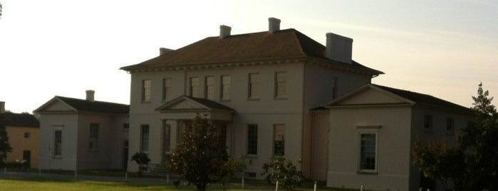 Riversdale House Museum is one of Star-Spangled Sites.