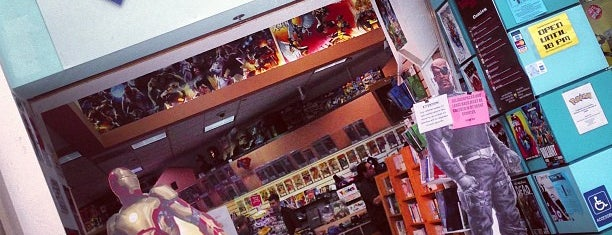 Legends of Comics & Games is one of FiveStars Retail.