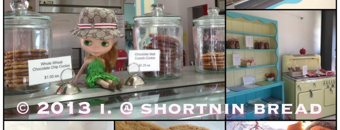 Shortnin Bread is one of Long Beach Eats.